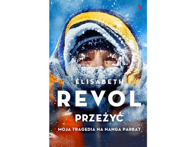"""Książka """"Przeżyć. Moja tragedia na Nanga Parbat"""" ukazała się na polskim rynku nakładem wydawnictwa Agora /materiały prasowe"""