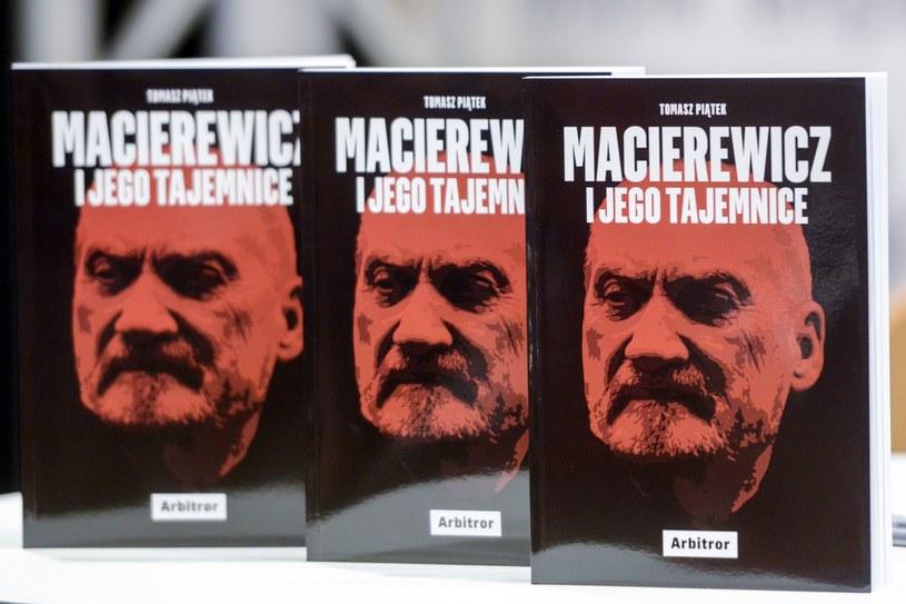Książka Tomasza Piątka /Mariusz Gaczyński /East News