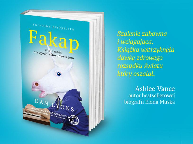 Książka zebrała szereg entuzjastycznych recenzji na całym świecie /materiały prasowe