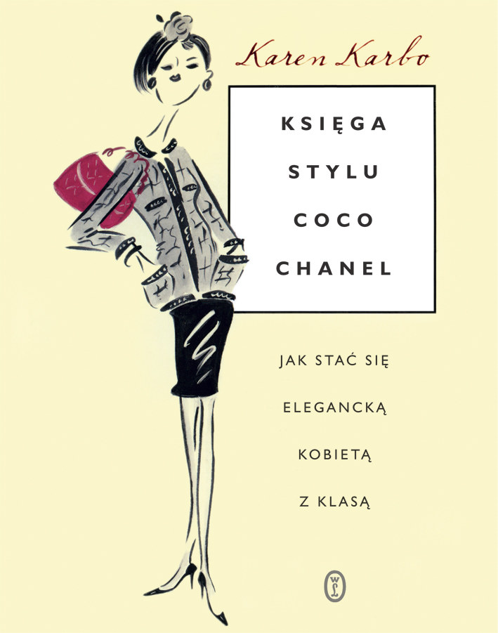 Księga stylu Coco Chanel /materiały prasowe