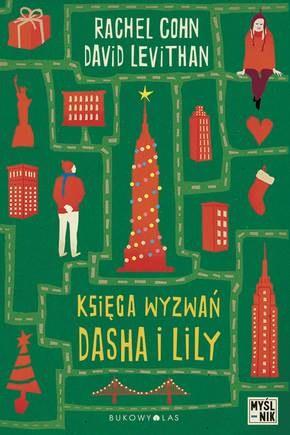 Księga wyzwań Dasha i Lily /Styl.pl/materiały prasowe