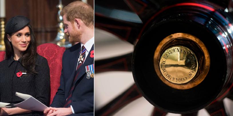 Księżę Harry i Meghan Markle wezmą ślub 19 maja /AFP