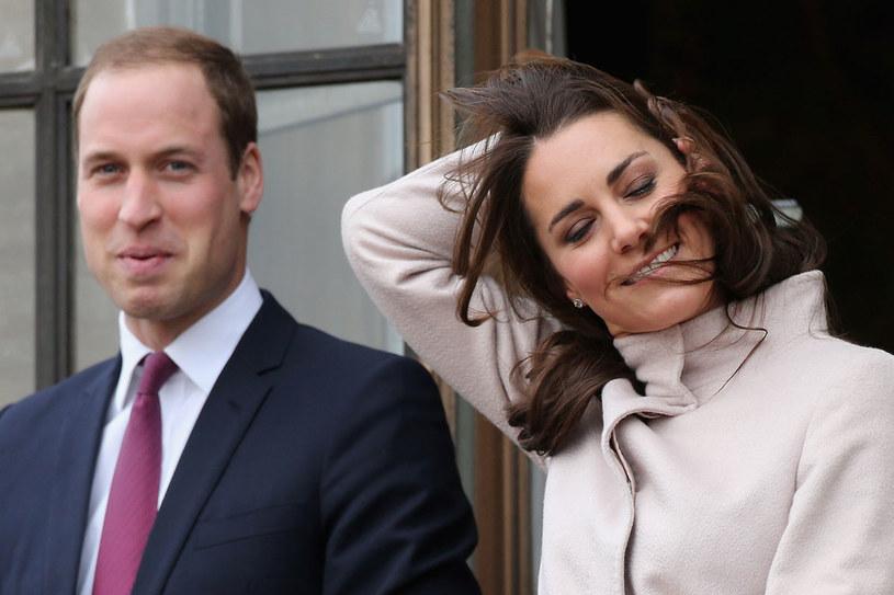 Księżna Catherine i książę William spodziewają się pierwszego dziecka /Getty Images
