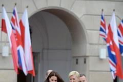 Księżna Catherine i książę William. Zobacz, jak ich przywitano