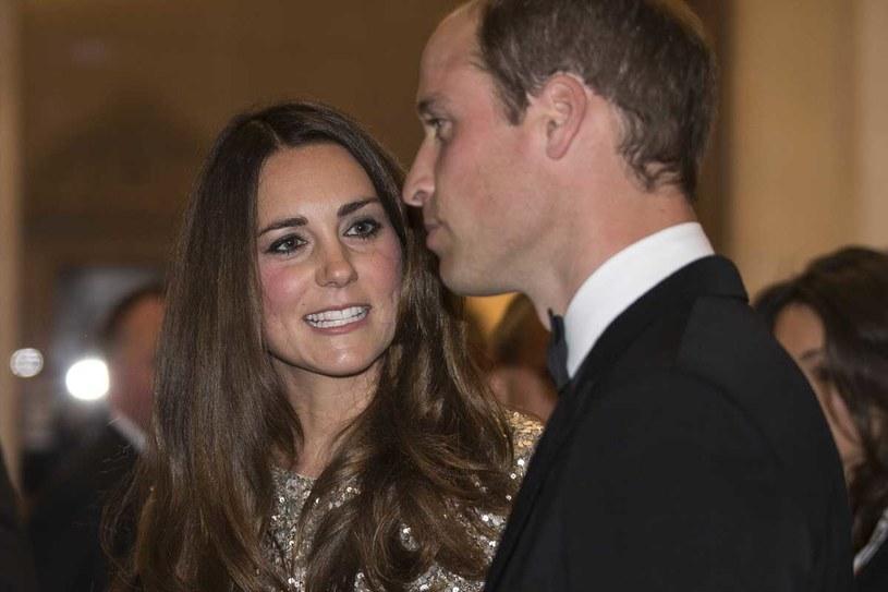 Księżna Catherine i książę William /Getty Images
