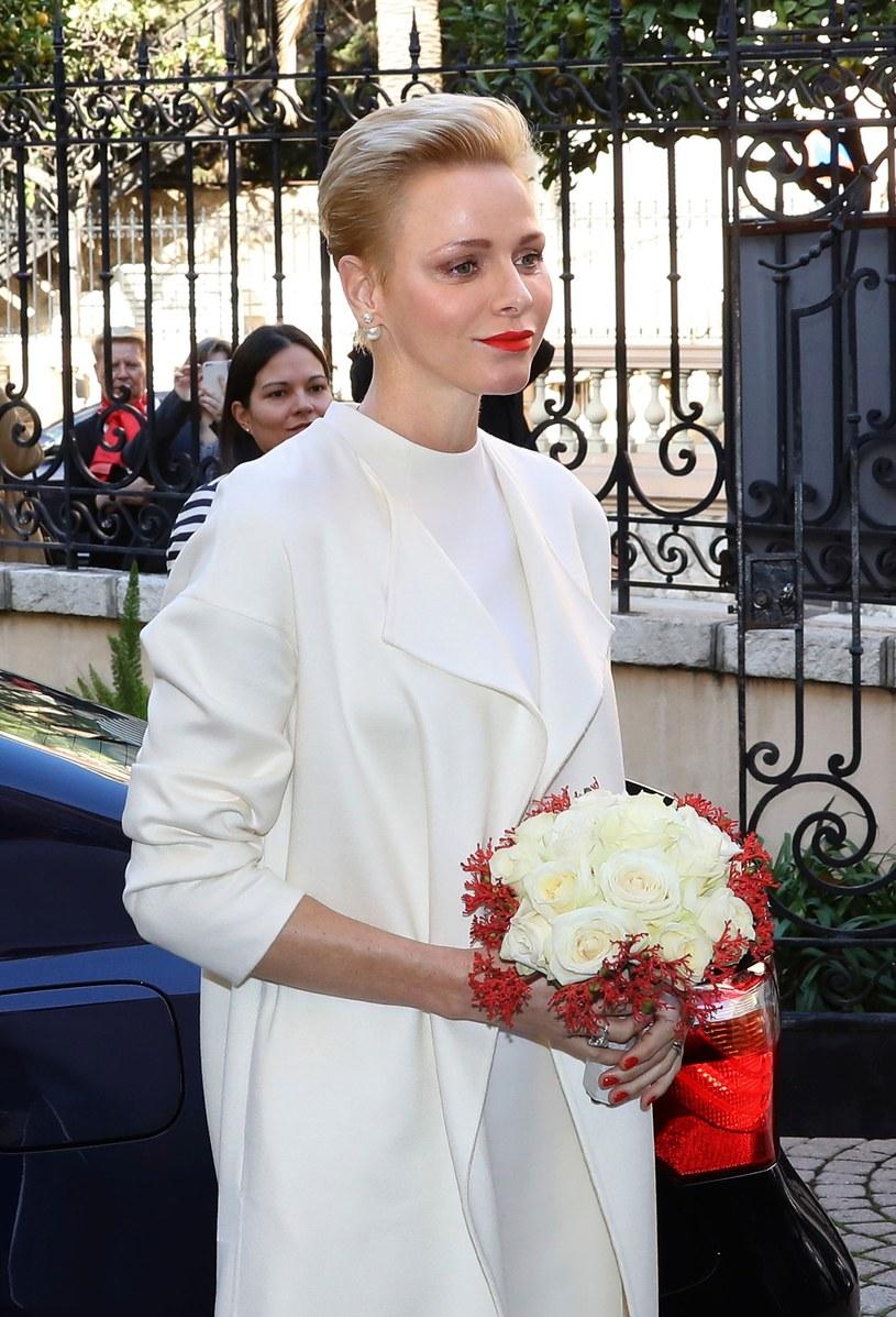 Księżna Charlene /East News