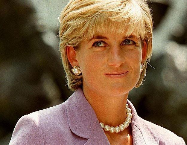 Księżna Diana, czerwiec 1997 /AFP