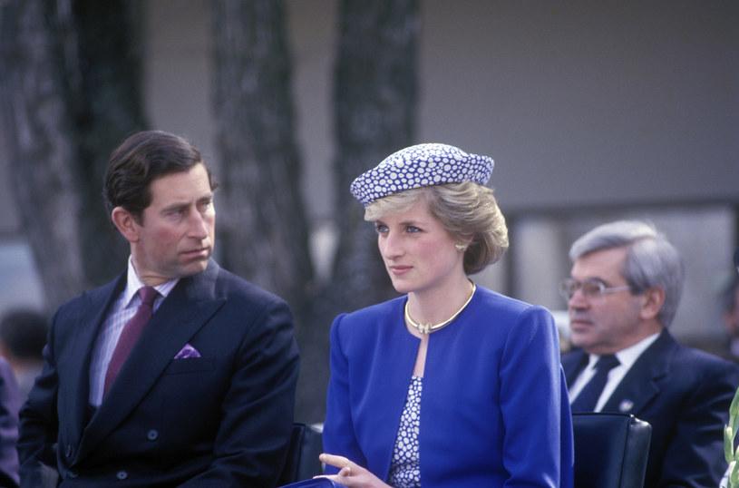 Księżna Diana długo milczała na temat tego, jak wygląda jej małżeństwo z księciem Karolem /John Shelley Collection/Avalon /Getty Images