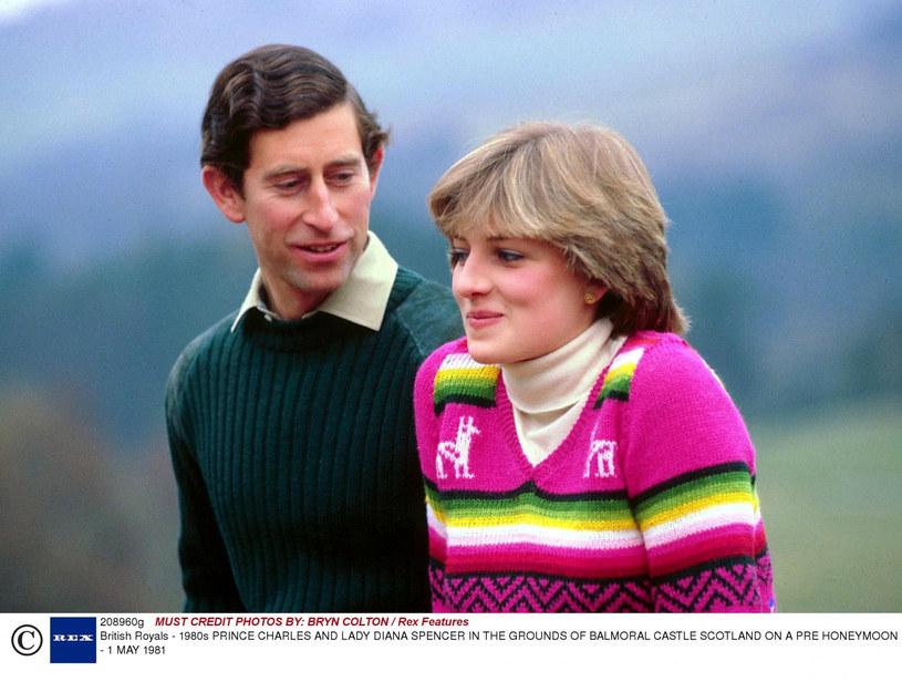 Księżna Diana długo trwałą w potrójnym związku... /fot. Sven Simon /imago stock&people/EAST NEWS /East News