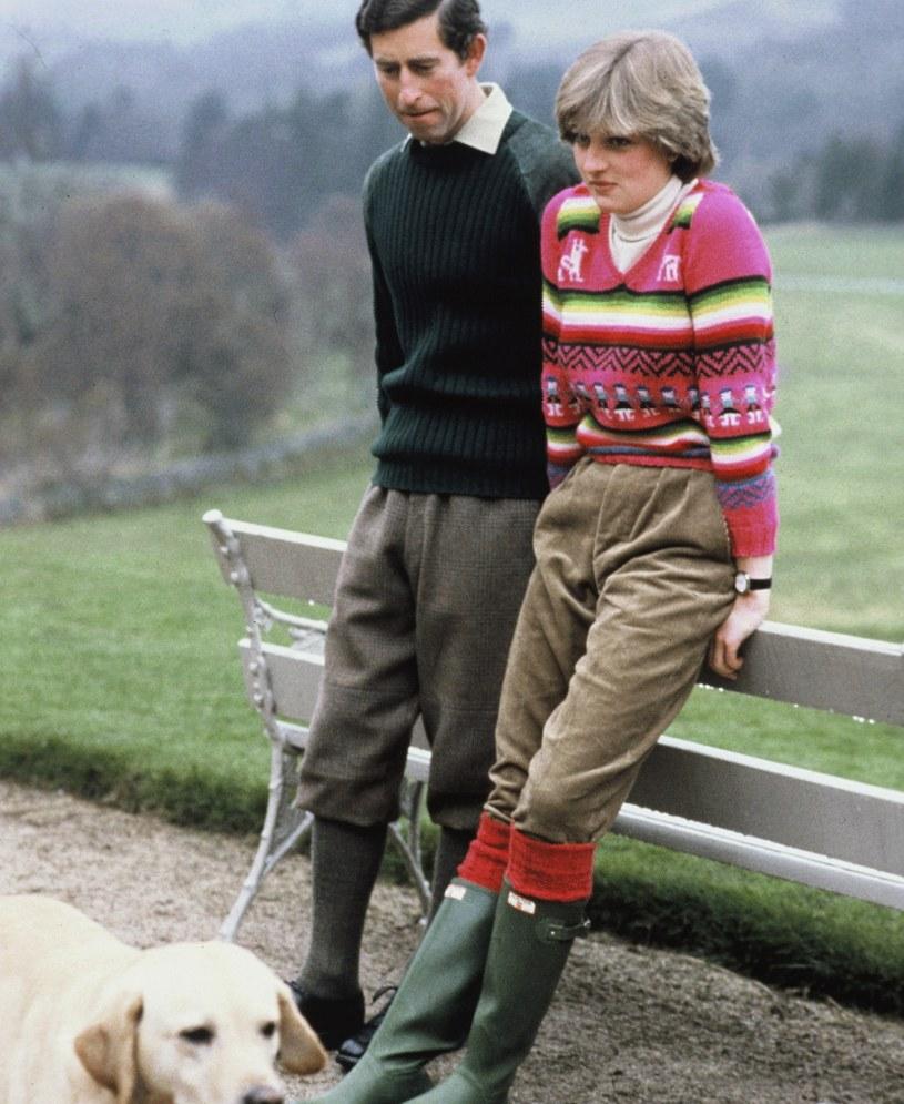 Księżna Diana i książę Karol byli nieszczęśliwym małżeństwem. Problemy w ich związku doprowadziły Dianę do problemów z odżywianiem /Anwar Hussein /Getty Images
