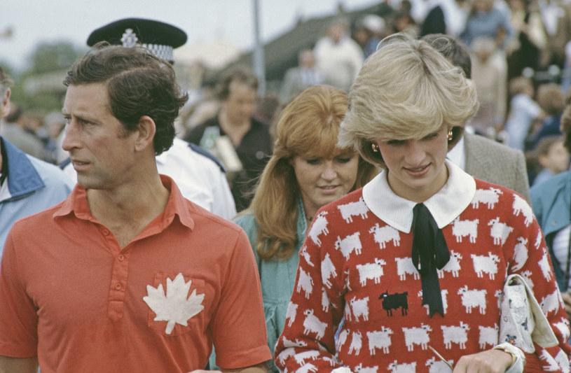 Księżna Diana i książę Karol /Princess Diana Archive  /Getty Images