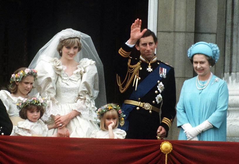 Księżna Diana nazwała dzień ślubu z Karolem najsmutniejszym dniem jej życia /Princess Diana Archive  /Getty Images