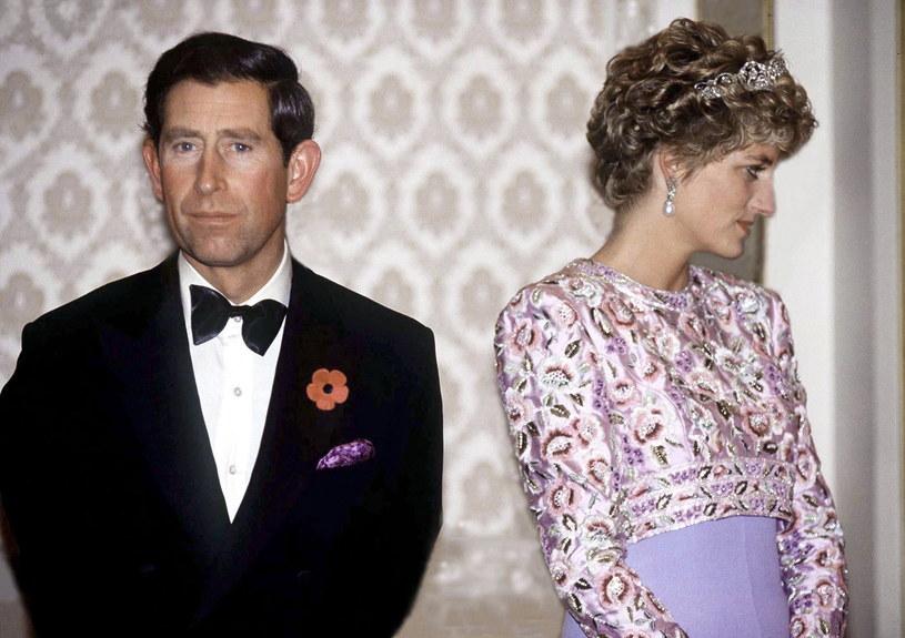 Księżna Diana nie mogła liczyć na wsparcie męża i reszty rodziny królewskiej /Tim Graham /Getty Images