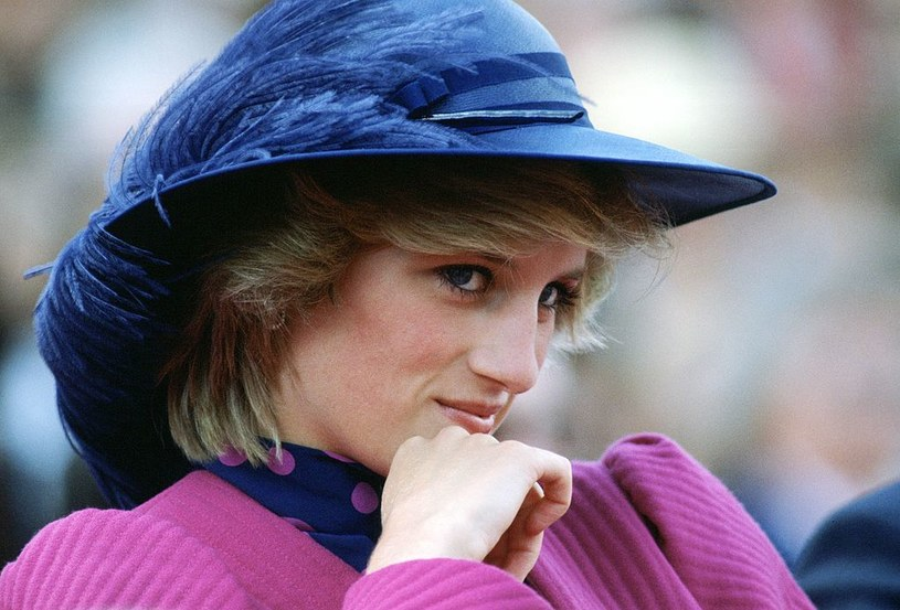 Księżna Diana nie znosiła nudy w makijażu /Tim Graham /Getty Images