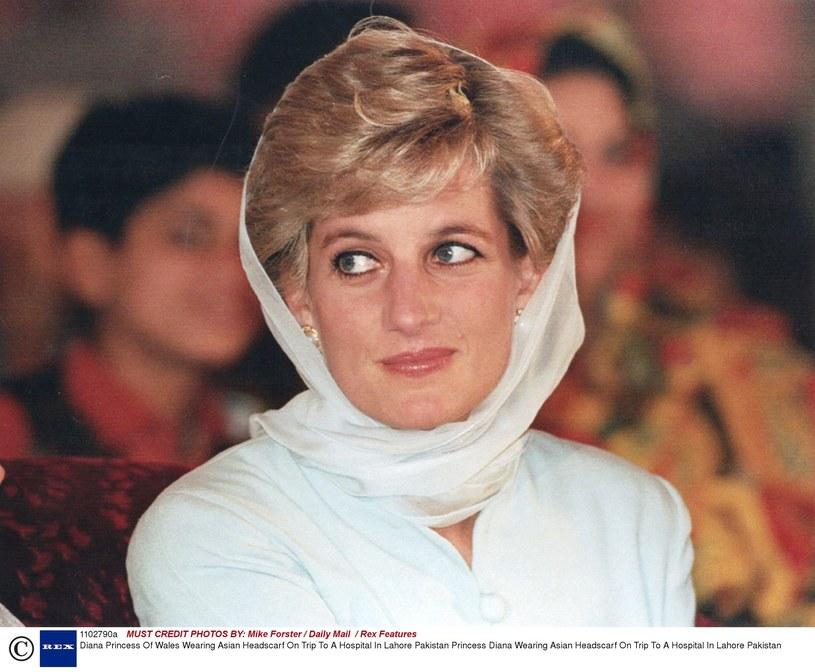 Księżna Diana /Mike Forster / Daily Mail / Rex /East News