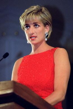 Księżna Diana /AFP