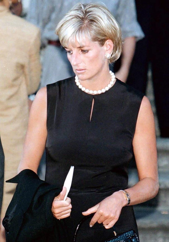 Księżna Diana /DANIEL DAL ZENNARO  /PAP/EPA