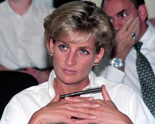 Księżna Diana /JOHN STILLWELL/PA FILES /PAP/EPA