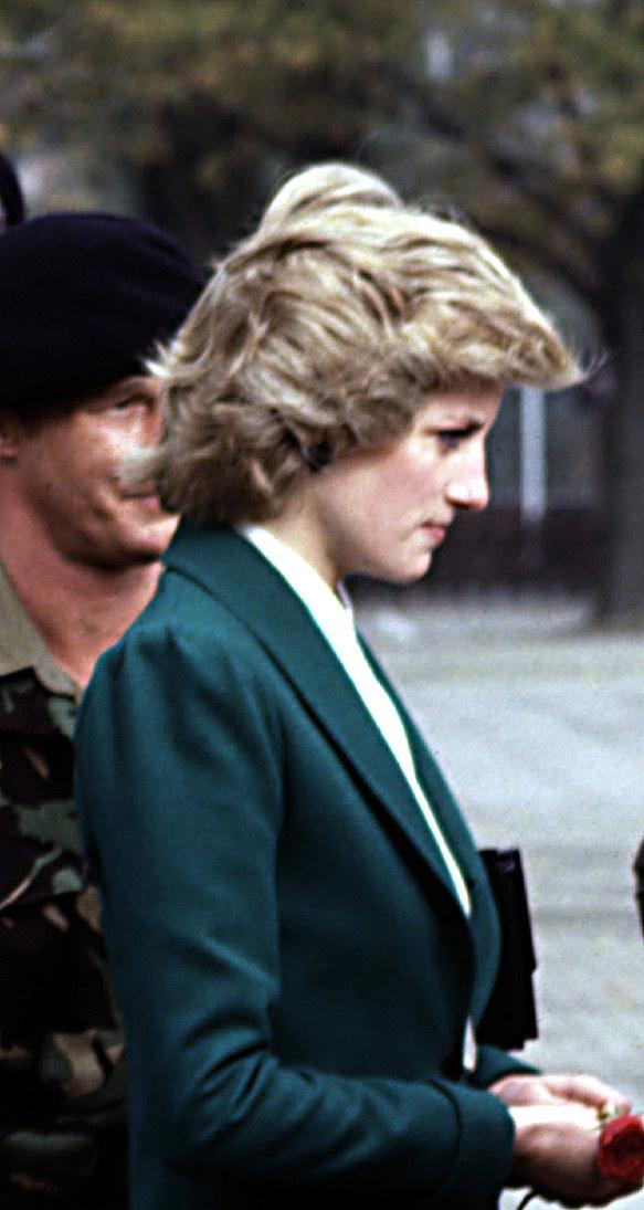 Księżna Diana /AKPA