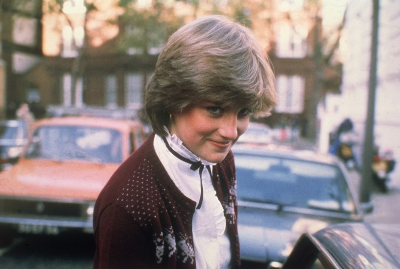 Księżna Diana /Central Press /Getty Images