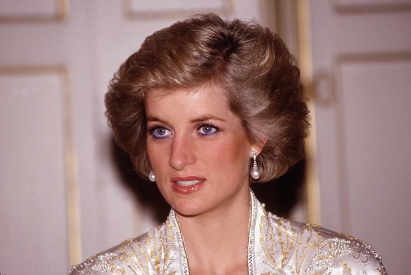 księżna Diana /David Levenson / Contributor /Getty Images