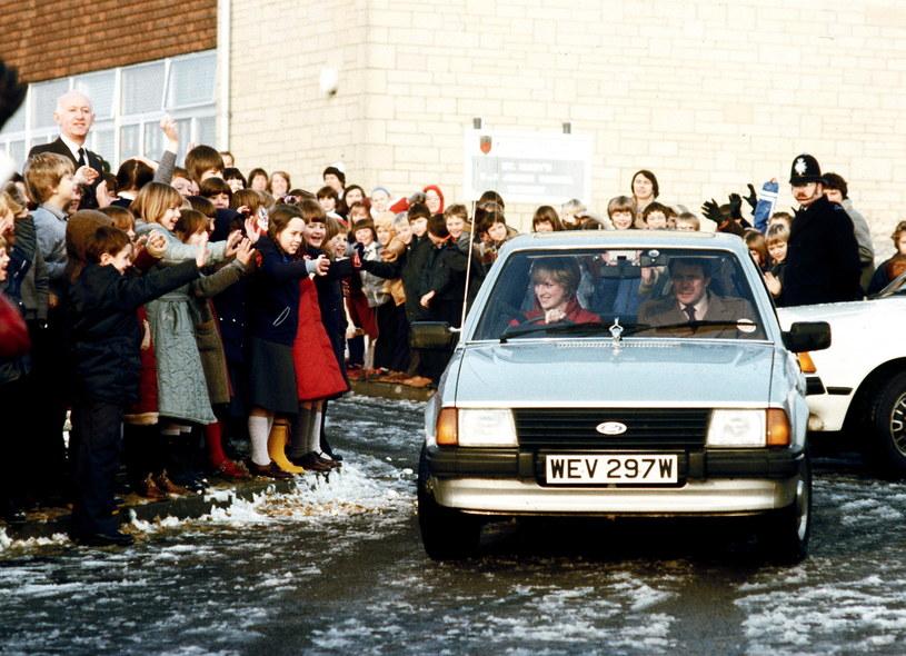 Księżna Diana /Tim Graham / Contributor /Getty Images