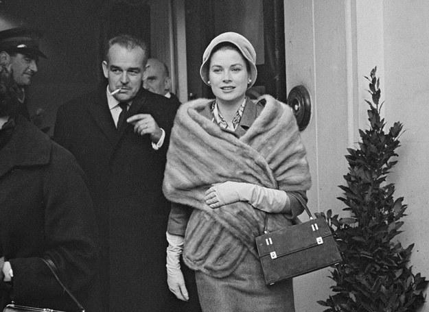 Księżna Grace i książę Rainier /Getty Images