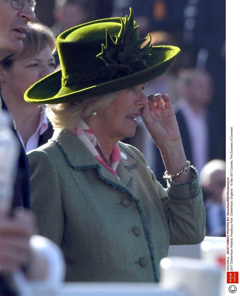 Księżna Kamila /SilverHub/REX/Shutterstock /East News