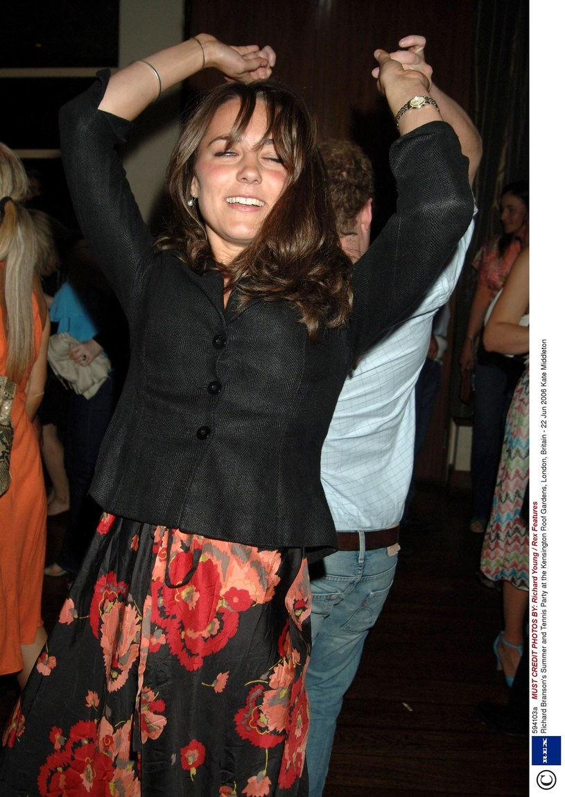 Księżna Kate, 2006 rok /RICHARD YOUNG / Rex Features /East News