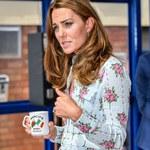 Księżna Kate była zaskoczona gestem dzieci!