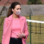 Księżna Kate dała Meghan sekretny znak?