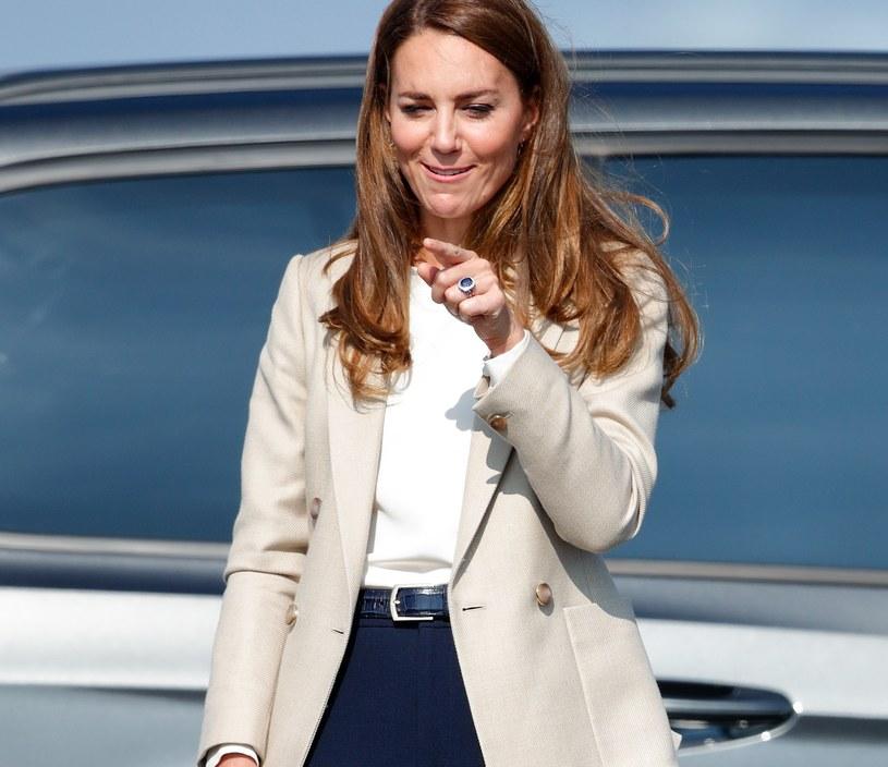 Księżna Kate długo nie pokazywała się publicznie. To tylko podsyciło plotki o ciąży /Max Mumby/Indigo /Getty Images