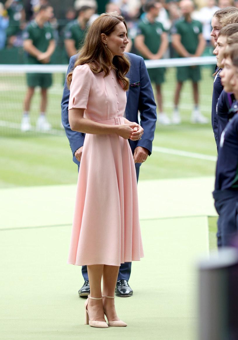 Księżna Kate drastycznie schudła? / Steven Paston /East News