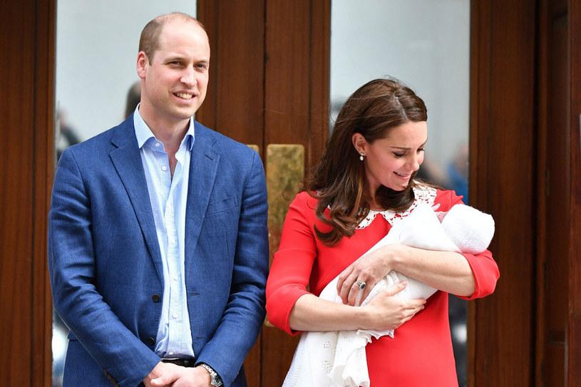 Księżna Kate i książę William nie posiadają się ze szczęścia, fot. Tim Rooke/REX/Shutterstock /East News