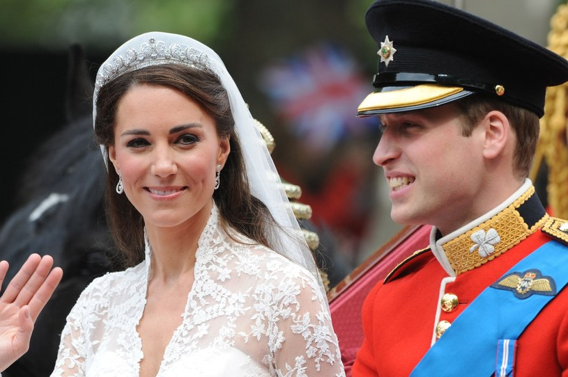 Księżna Kate i książę William pobrali się 29 kwietnia 2011 roku, fot. Guibbaud-Mousse-Nebinger-Orban/ABACA/EAST NEWS /East News