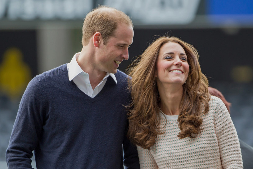 Księżna Kate i Książę William podczas COVID-19 otworzyli się na media społecznościowe /Getty Images