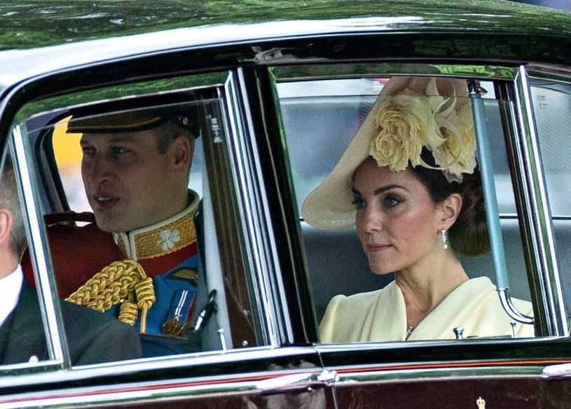 Księżna Kate i książę William są głęboko przejęci wypadkiem /Rex Features /East News
