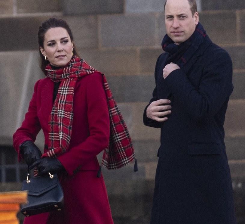 Księżna Kate i książę William starają się wzajemnie wspierać w trudnych momentach /UK PRESS /Getty Images