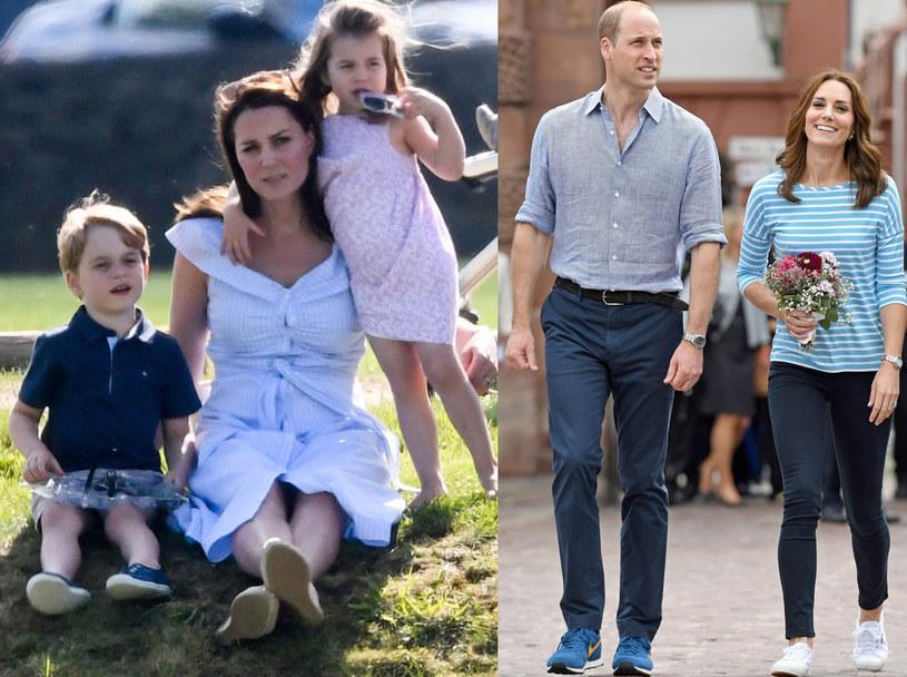 Księżna Kate i książę William wakacje spędzili na Karaibach /East News