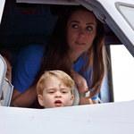Księżna Kate i książę William z dziećmi polecieli tanimi liniami lotniczymi! Utarli nosa Meghan?!
