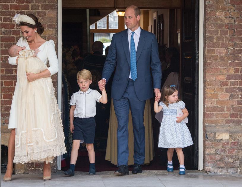 Księżna Kate i książę William z dziećmi /WPA Pool /Getty Images