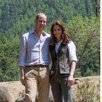 Księżna Kate i książę William z wizytą w Indiach