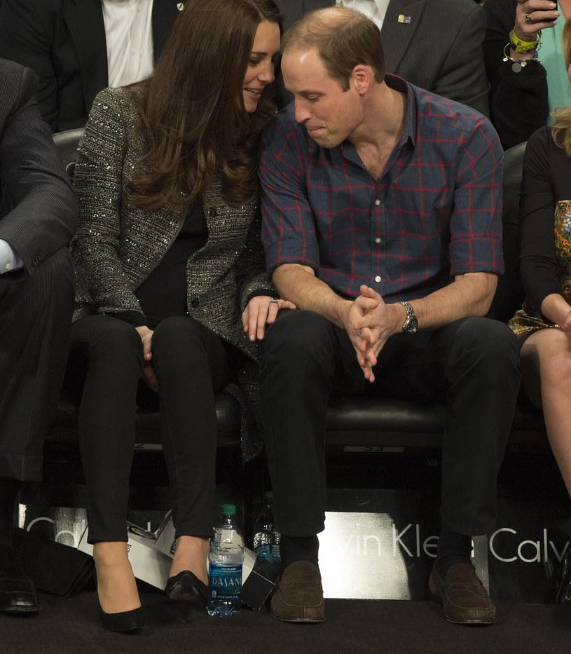 Księżna Kate i książę William znów zostaną rodzicami /John Williams/ISRAEL SUN/REPORTER /East News