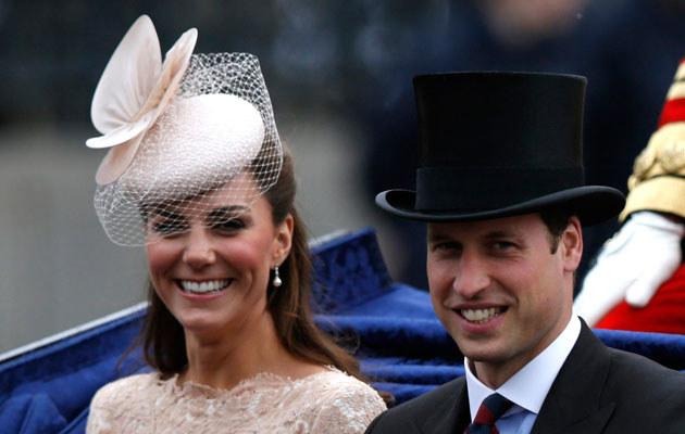 Księżna Kate i książę William /WPA Pool /Getty Images
