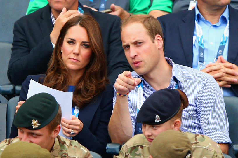 Księżna Kate i książę William /Ian Walton /Getty Images