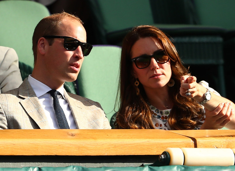 Księżna Kate i Książę William /Getty Images