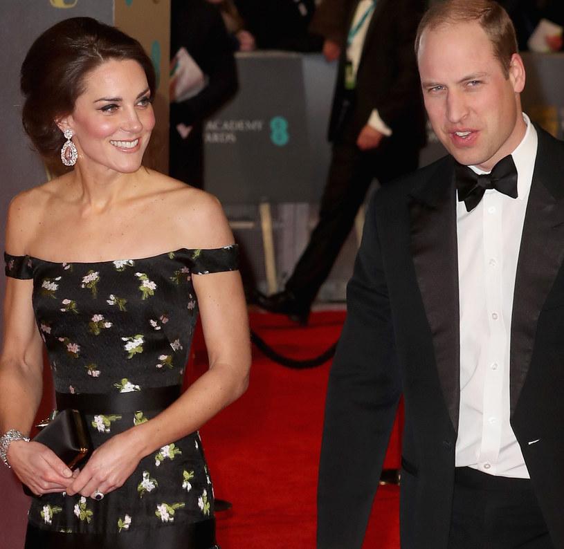 Księżna Kate i książę William /Chris Jackson /Getty Images