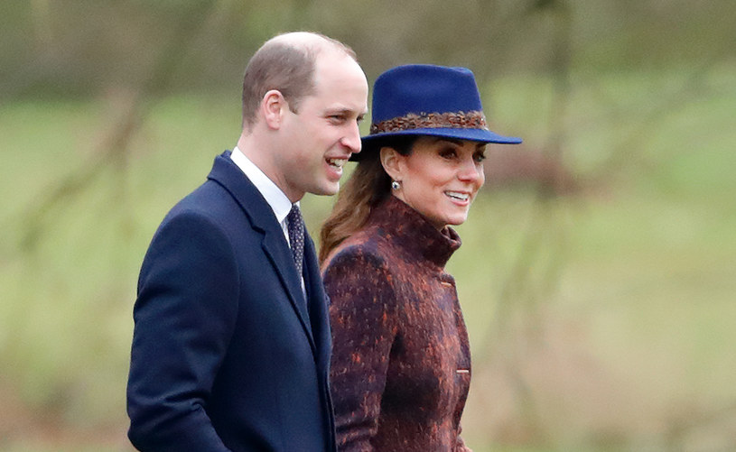 Księżna Kate i książę William /Max Mumby/Indigo /Getty Images