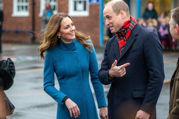 Księżna Kate i książę William /Andy Commins/Daily Mirror /PAP/PA