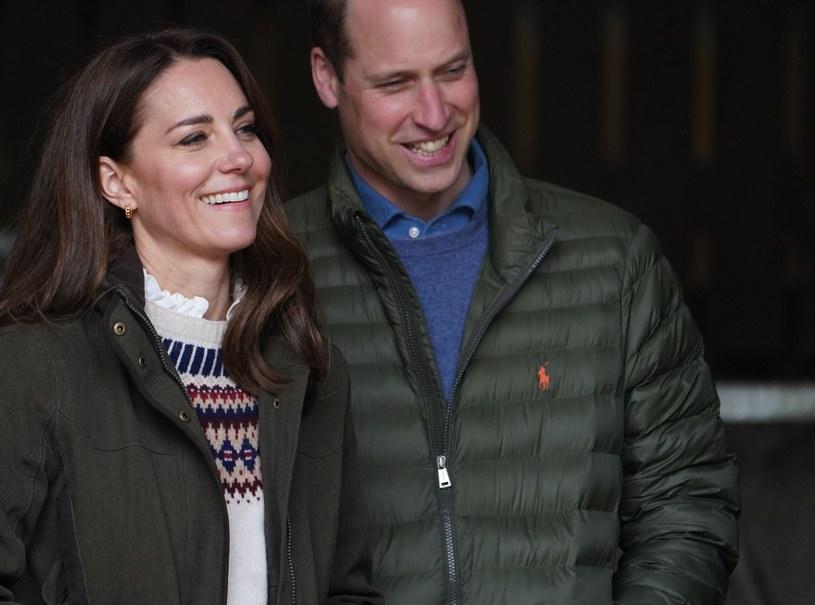 Księżna Kate i książę William /Getty Images /Getty Images